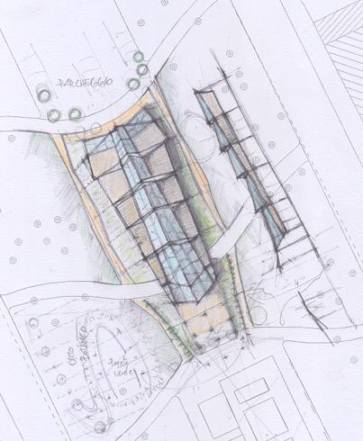 Progetto  coltura idroponica in una zona periferica di Milano