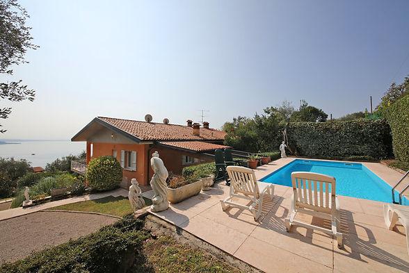 GardaVille - Locazione Breve Ville sul Garda - Villa Belvedere Toscolano Maderno