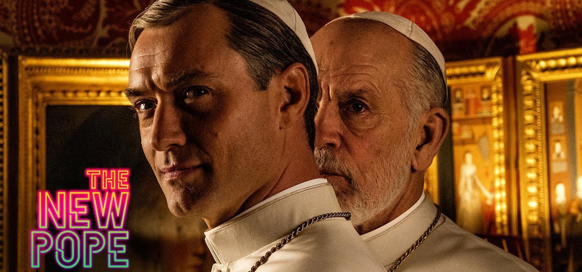 The New Pope di Paolo Sorrentino