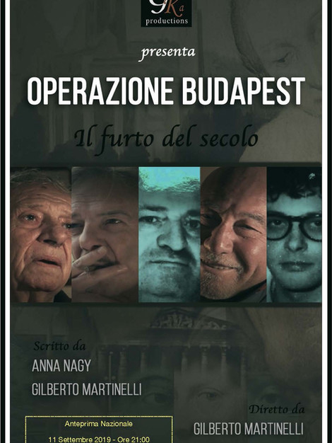Operazione Budapest | 2019