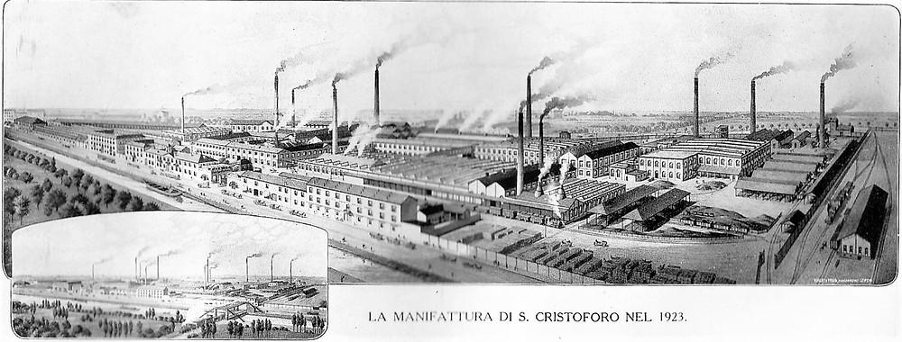 Manifattura S. Cristoforo 1923