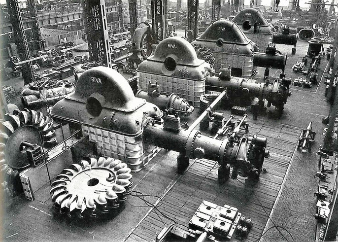 Archeologia Industriale nel QTS