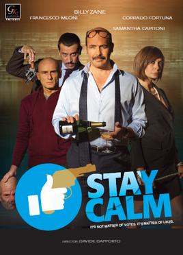 Stay Calm by Davide Dapporto