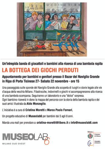 Progetti per i Giovani MuseoLab6