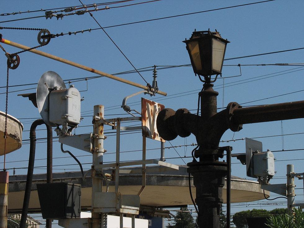 Armamento Ferroviario | Riproduzioni in scala ridotta di ferrovie e rotabili | Scambi | Arredo e Accessori Stazioni | Modelli | Progetti | Motorizzazioni