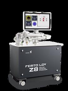 Laser a Femtosecondi Ziemer Z8