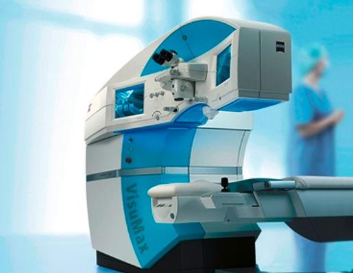 VisuMax® Zeiss Smile correzione laser di terza generazione