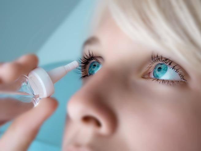 La sindrome da occhio secco:  gli over 50 sempre più a rischio