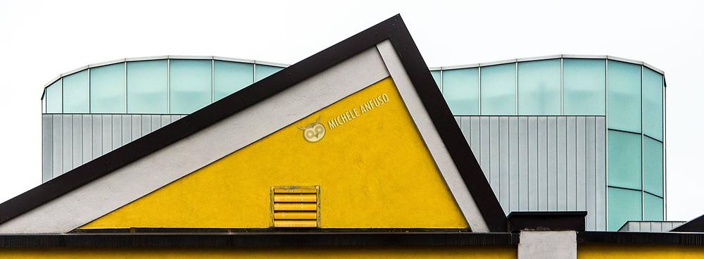 Ex CGE-Ansaldo – Dettaglio Lanterna MUDEC e tetto a shed - FotoRotocamera M. Anfuso