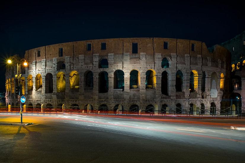 Notte al Colosseo