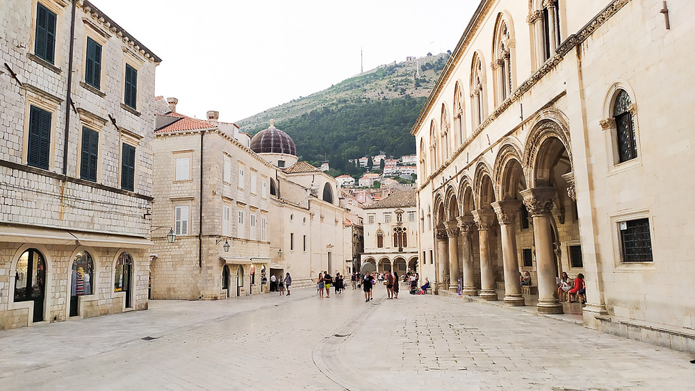 Old Town, Dubrovnik by Vacation Countdown App