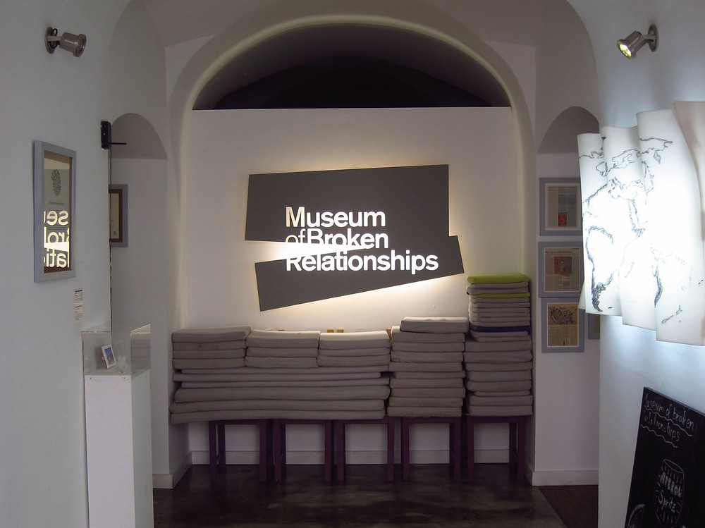 Museum of Broken Relationships   Zagreb, Croatia