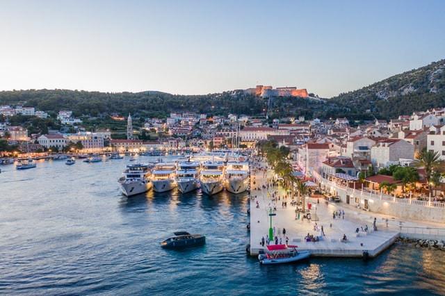 Hvar, Croatia by Vacation Countdown App