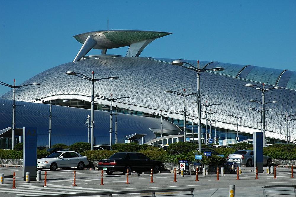 Incheon International Airport, South Korea