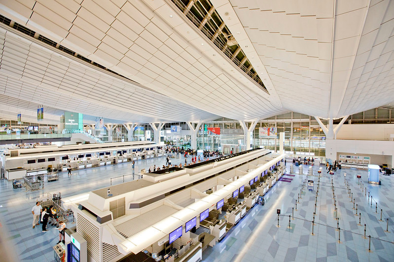 Tokyo International Airport, commonly known as Haneda Airport