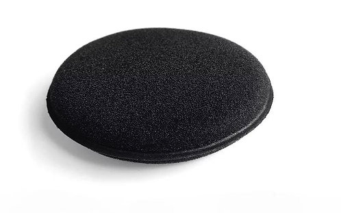 Black Foam Applicator Pads - UFO style - 2 pack