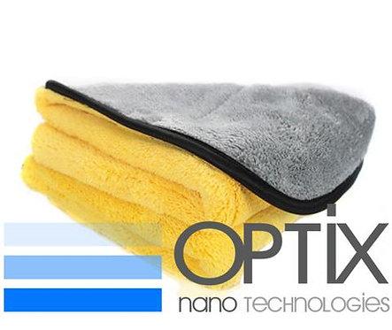 OPTiX Plush 2-Faced Multi Purpose Microfibre Towel - Soft