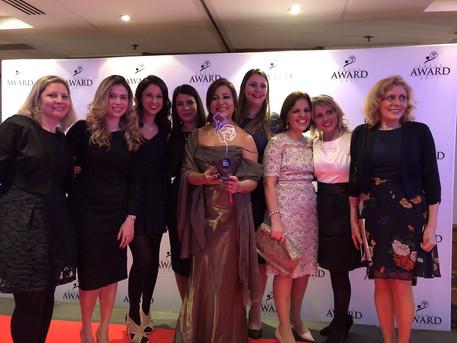 Clube dos Brasileirinhos ganhou o prêmio de melhor escola de Português para crianças em Londres