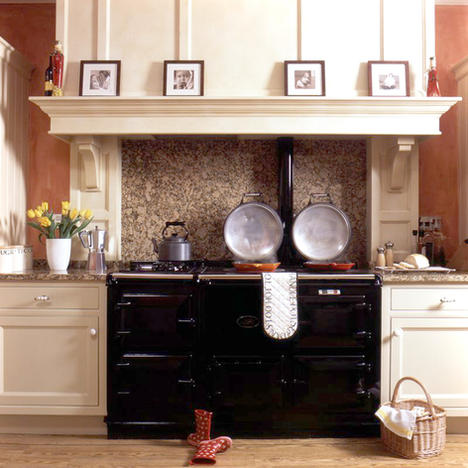 Traditional Framed Kitchen Furniture