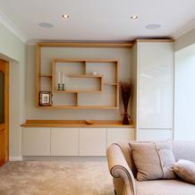 Home Media Storage & Shelving