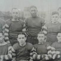 MIsc Sports 20B 1920 HS football Evans B