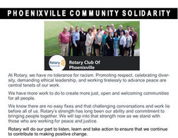 Rotary Club Of Phoenixville