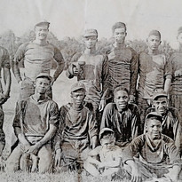 1947 Dukes Negro League