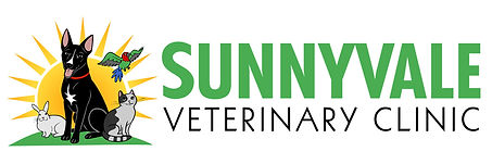 Sunnyvale Veterinary Clinic logo