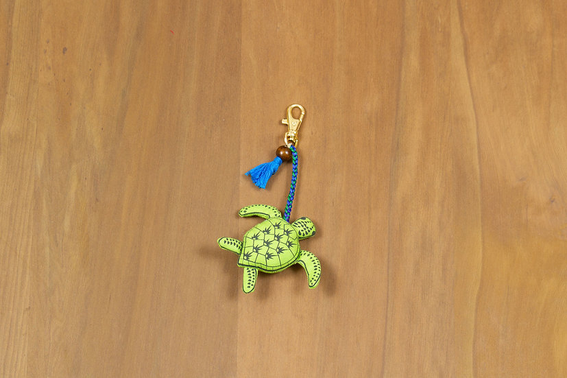 Shelly, the Sea Turtle Charm