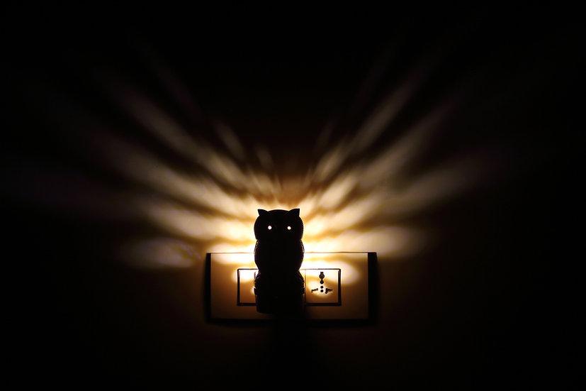 Owl Night Lamp