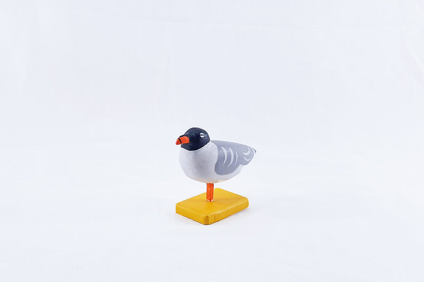 Varanasi Woodcraft - Pallas's Gull