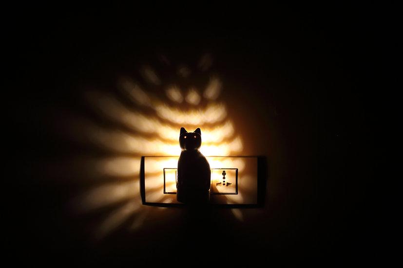 Jungle Cat Night Lamp