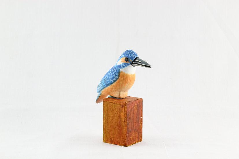 Papier Mâché - Common Kingfisher