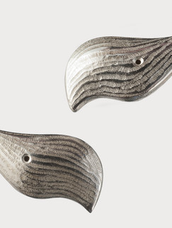 Manchetknopen Zilver