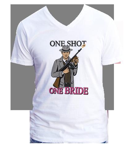 one shot one bride