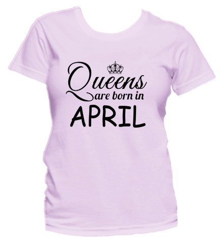 queens born in april