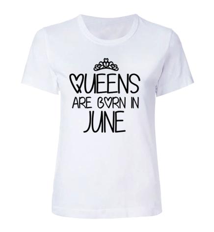 JUNE QUEEN |  | חולצה מודפסת