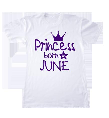 Princes born in june | נסיכת חודש יוני