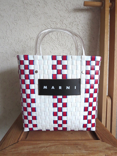 MARNI MARKET / FLOWER CAFE|マルニ マーケット / フラワーカフェ ピクニック バッグ バスケット カゴ