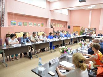 В Югре проходит обсуждение законопроекта по пенсионной системе
