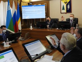 На депутатском контроле: единые требования к размещению нестационарных торговых объектов