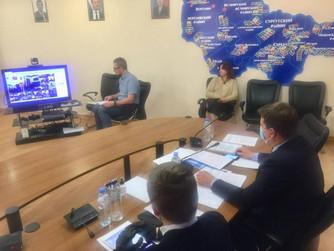 Борис Хохряков провел заседание Президиума политсовета регионального отделения «Единой России»