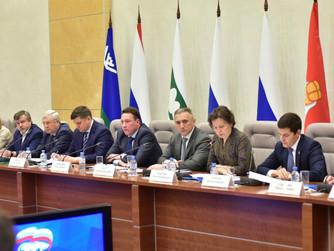 Ориентир для работы регионов – «майский указ» президента
