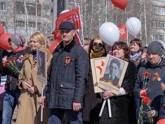 Нижневартовск готовится отметить День Победы