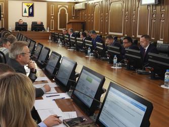Накануне Думы: депутаты провели заседания профильных комитетов