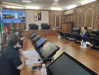 Комитет думы Югры по экономической политике состоялся в режиме ВКС