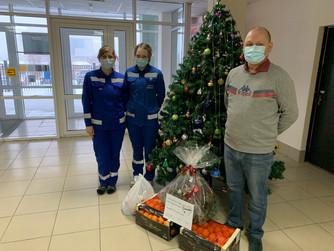 Наталья Западнова: «Медики- герои нашего времени»