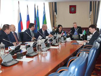 Состоялось очередное заседание фракции «Единая Россия» в Думе округа