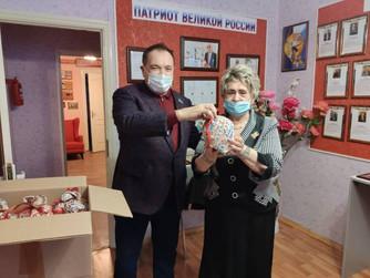 Сергей Великий присоединился к «Зимней неделе добра»