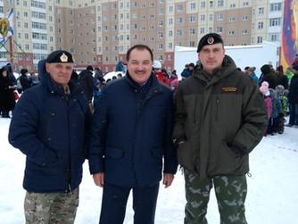 При поддержке Сергея Великого в Нижневартовске прошел праздник для детей